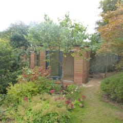 Garden Room - Truro:  Prefabricated home by Building With Frames