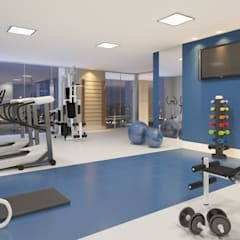 Gym by Triple Arquitetura Inteligente