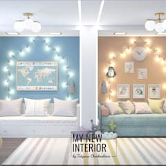 Boys Bedroom by Татьяна Черкашина | My New Interior
