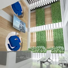 محلات تجارية تنفيذ Am arquitectura