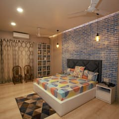 Kalatmak Space의  작은 침실