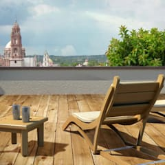 Patios & Decks by Wayak Estudio