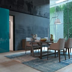 Sliding doors by AM PORTE SAS
