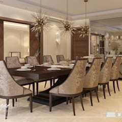 Dining room by Vogue Design