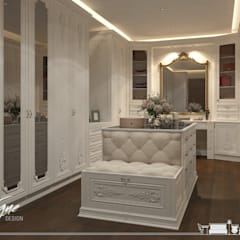 Dressing room by Vogue Design