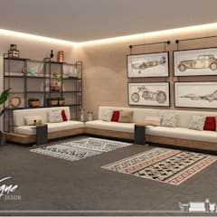Media room by Vogue Design