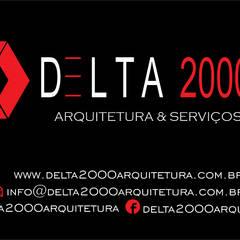 Serviços Prestados - Delta 2000 Arquitetura e Serviços por Delta 2000 Arquitetura e Serviços Moderno
