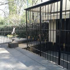 Remodelación obra Virreyes: Casas unifamiliares de estilo  por doblev.arq