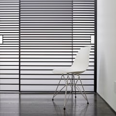 2nd Street Loft:  Doors by Feldman Architecture