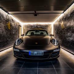 Збірні гаражi by Moreno Licht mit Effekt - Lichtplaner