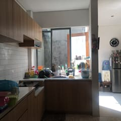 Dapur (Setelah) :  Dapur kecil  by indra firmansyah architects