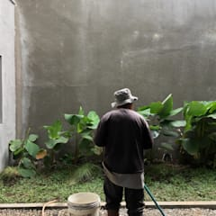 Garden by indra firmansyah architects