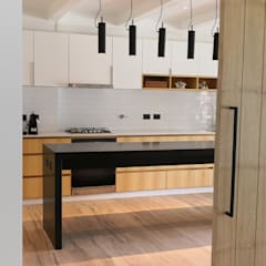 Built-in kitchens by German Salas arquitectos