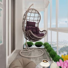 Balkon by YOUR COMFORTABLE HOME