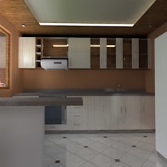 Small kitchens by ARDI Arquitectura y servicios
