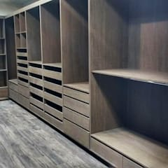 Dressing room by Idee diseño & mobiliario ,