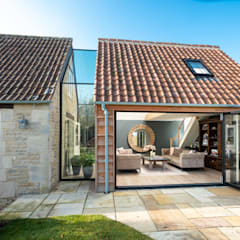 The Stables:  Multi-Family house by IQ Glass UK