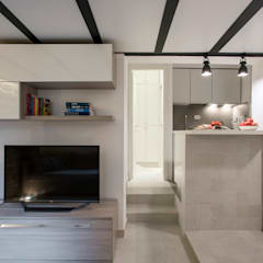 Small kitchens by Giacomo Foti Photographer