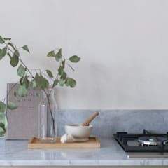 Home staging Amsterdam | Verkoopstyling TheGreenHouse Amsterdam:  Keuken door THE GREEN HOUSE Home staging