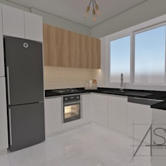 Kitchen units by ASN İç Mimarlık