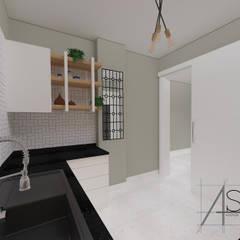 ASN İç Mimarlık  – AnahtarTeslim Tadilat:  tarz Mutfak