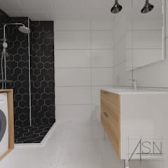 ASN İç Mimarlık  – AnahtarTeslim Tadilat:  tarz Banyo