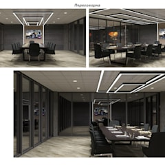 Переговорна кімната:  Офіс by Auroom-design