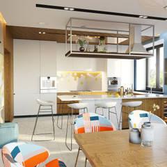 Built-in kitchens by GELA_design