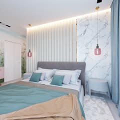 Small bedroom by GELA_design