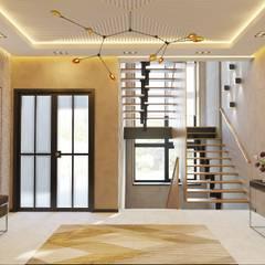 Koridor dan lorong oleh GELA_design, Mediteran Keramik