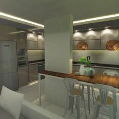 Looks Furniture – Lavabo+mutfak:  tarz Banyo