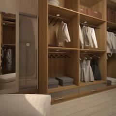 Dressing room by Дизайнер Темненко Ольга, Scandinavian