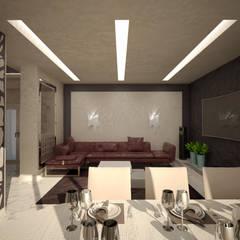 Built-in kitchens by Дизайнер Темненко Ольга