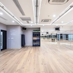 Gym by On Designlab.ltd, Minimalist