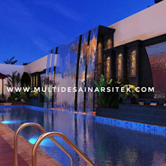 Hotels by arsitekmultidesain
