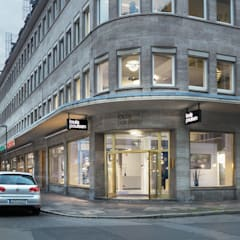 Offices & stores by M.I.A. Müller. Innen. Architektur.