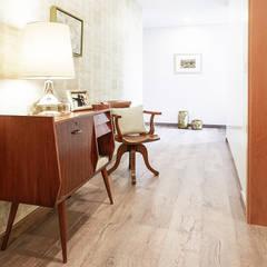 Koridor dan lorong oleh maria inês home style, Mediteran