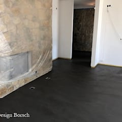 Fugenloser Boden:  Boden von Malerbetrieb Dirk Borsch