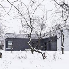 Dom X / Moszna: styl , w kategorii Dom jednorodzinny zaprojektowany przez MMA Pracownia Architektury