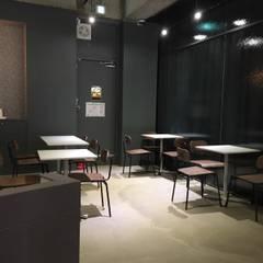 서산 소진담 모던스타일 거실 by 캐러멜라운지 모던