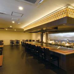 いちいリノベーション: PODAが手掛けたレストランです。