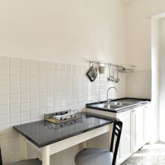 Small-kitchens by Caleidoscopio Architettura & Design