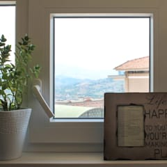 uPVC windows by Caleidoscopio Architettura & Design