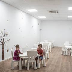 Schools by Javier Chulvi. Arquitectura e Interiorismo