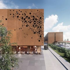 Shopping Centres by ΛRCHIST Mimarlık|Archıtecture