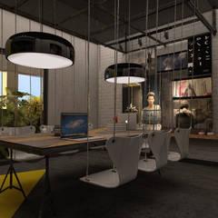 :  مكتب عمل أو دراسة تنفيذ STUDIO PARADIGM