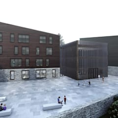 Школы и учебные заведения  в . Автор – ΛRCHIST Mimarlık|Archıtecture