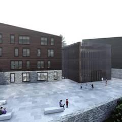 Schools توسطΛRCHIST Mimarlık|Archıtecture, اسکاندیناویایی
