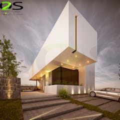 منازل تنفيذ DOS Arquitectura y construcción