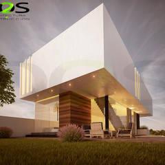 Houses by DOS Arquitectura y construcción